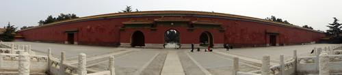 宽视域广天地 索尼TX7全景扫描古韵北京