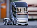 构思奇特 2020年的卡车概念图