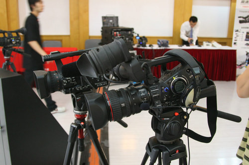 DV拍摄会议 流程与技巧