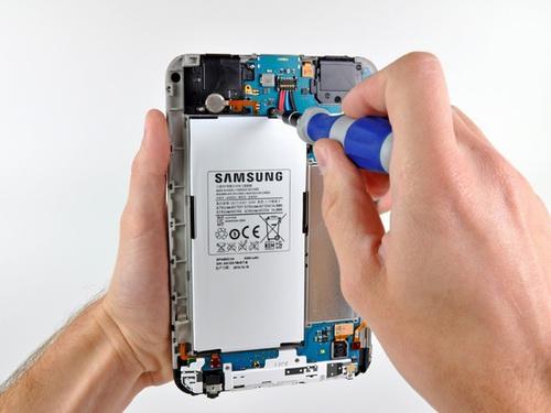 挑战ipad!三星p1000平板手机全面拆解