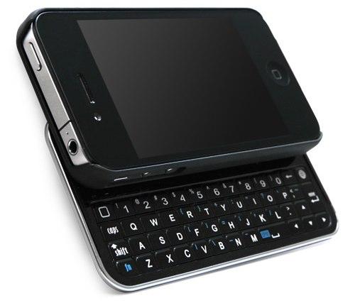 很好很强大 iPhone变身滑盖手机_新闻