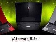 更智能更犀利 Alienware M15x升级版评测
