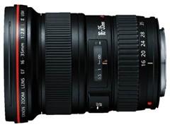 佳能EF 16-35mm f/2.8L II USM镜头