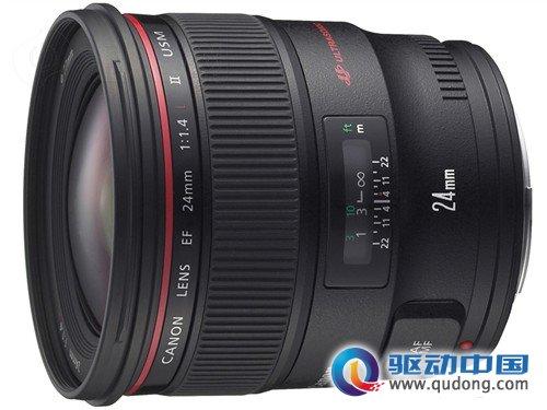 佳能EF 24mm f/1.4L II USM镜头