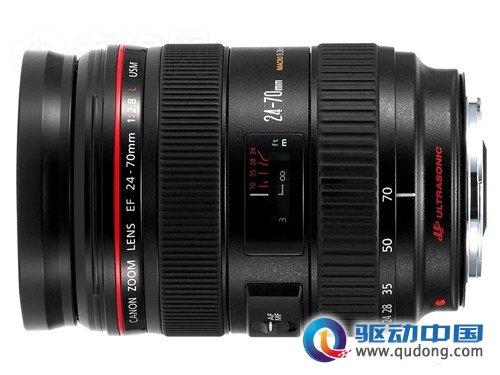 佳能EF 24-70mm f/2.8L USM镜头