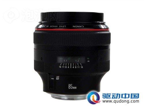 佳能EF 85mm f/1.2L II USM 镜头