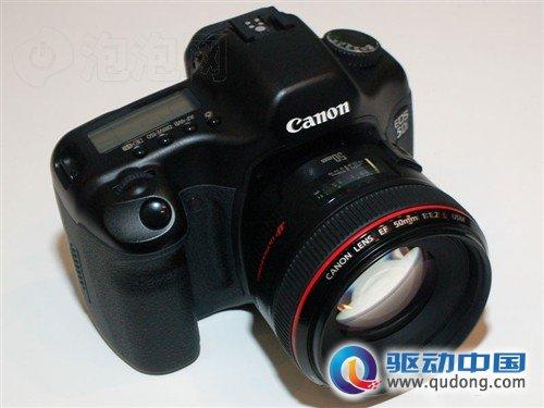 佳能EF 50mm f/1.2L USM镜头