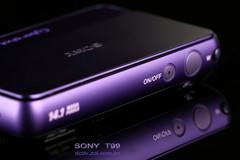 1400万像素25mm广角 索尼T99/T99DC上市