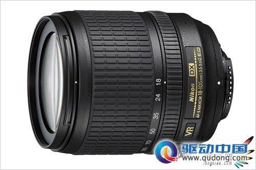 新套头!尼康发布18-105mm F3.5-5.6 VR