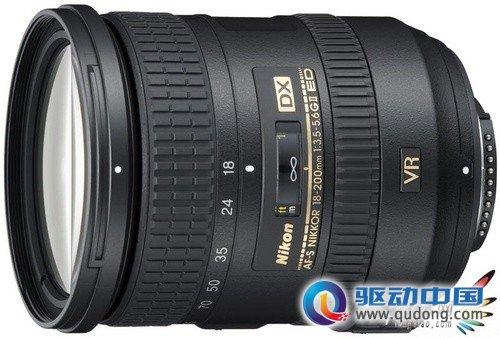 尼康新AF-S DX18-200/3.5-5.6VRⅡ镜头发布