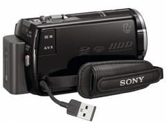 220G硬盘投影DV 索尼PJ50E送备电促销