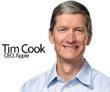 库克上任一年  苹果股票上涨80%