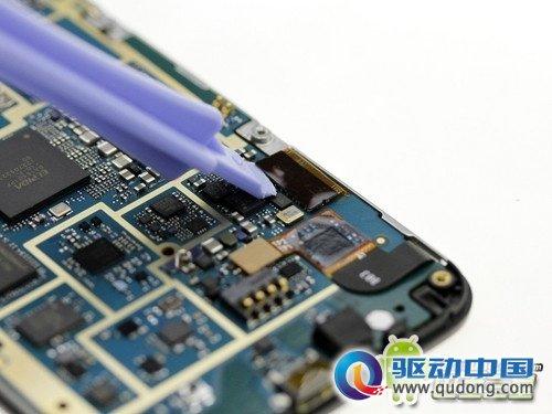 ml手机内部电路板图片