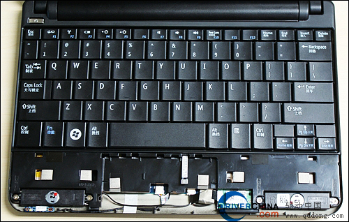 dell键盘拆卸图解