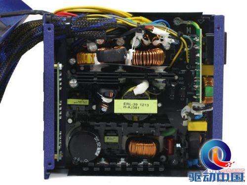 疯狂实验室 先马省电王600w电源评测(2)