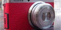 富士相机精品 F1.8大光圈富士XF1评测