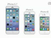 5.7寸全高清1080p超大屏iPhone6概念视频欣赏