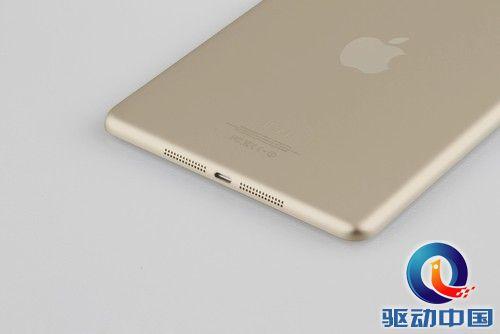 """""""土豪金""""版iPad mini 2曝光(图片来自ZOL平板电脑论坛)"""