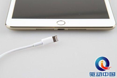 """""""土豪金""""版iPad mini 2(图片来自平板电脑论坛)"""