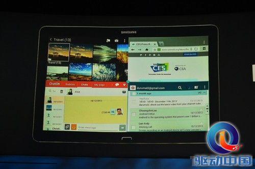 CES 2014:三星发布两款Pro级平板电脑