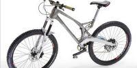 英国公司制造出3D打印自行车