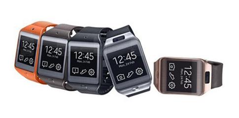 三星全新智能手表Galaxy Gear官方渲染图曝光