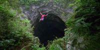 探索10大神秘的天坑