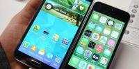 谁将统治高端市场 Galaxy S5对比iPhone 5s
