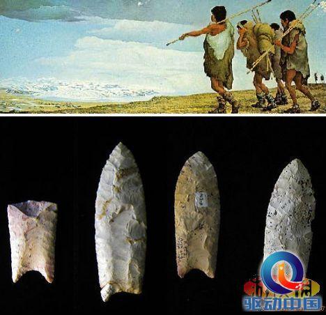神秘消失在历史中的古文明