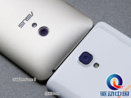 华硕zenfone 5升级版/红米note对比评测(2)