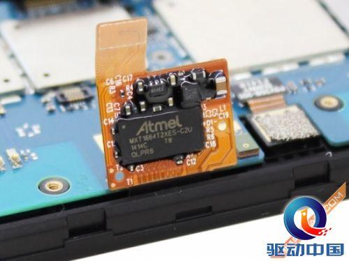 内部结构简单易维修 小米平板拆机评测(4)