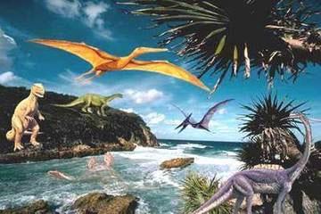 中国史前恐龙陷阱揭秘:或为大型恐龙脚印(3)