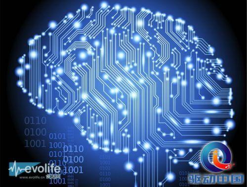 科幻芯片电路图