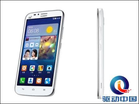 华为手机: 大屏大时代 华为G730L智能精彩享不停
