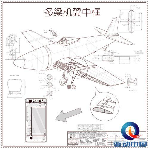 这与飞机机翼的结构