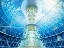 组图:日本计划2030年建造海洋亚特兰蒂斯城