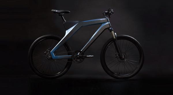 百度智能自行车亮相,能转动动能发电 含有社交互动功能