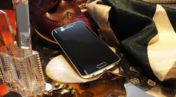 三星双旗舰Galaxy S6 & S6 edge 发布会人气爆棚