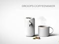 超级迷你咖啡机 能自动加热煮咖啡