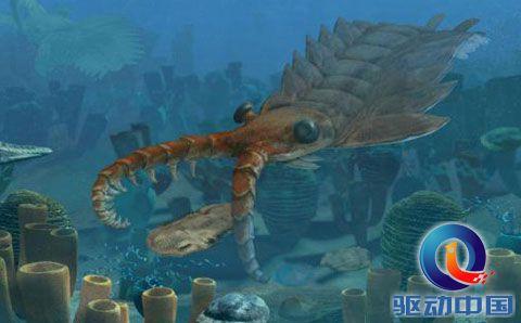恐龙时代海底恐龙图片