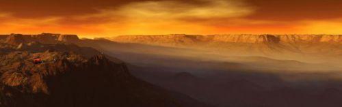 盘点:太阳系八大奇观 令地球上风景黯然无光