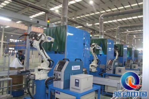 冰箱压缩机自动化生产线2