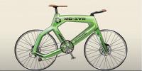 哇,会说话的3D打印自行车!