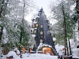魔术山旅馆