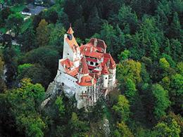 吸血鬼城堡:布朗城堡