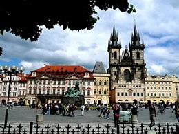 布拉格历史中心