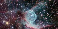 天文学家发现:超新星爆炸残留吞没星体