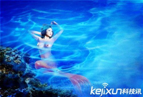 世界上最漂亮的美人鱼图片_美人鱼内容 美人鱼版面设计