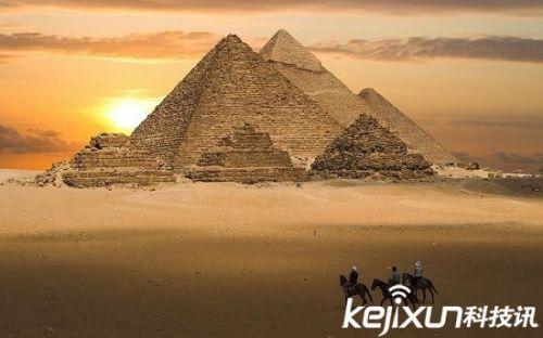 揭秘埃及金字塔未解之谜
