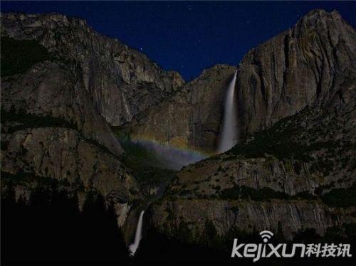 8,美国约塞米蒂国家公园,非洲维多利亚瀑布和美国肯塔基州的坎伯兰